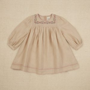 Apolina  - SELINE DRESS BISCUIT - Clothing